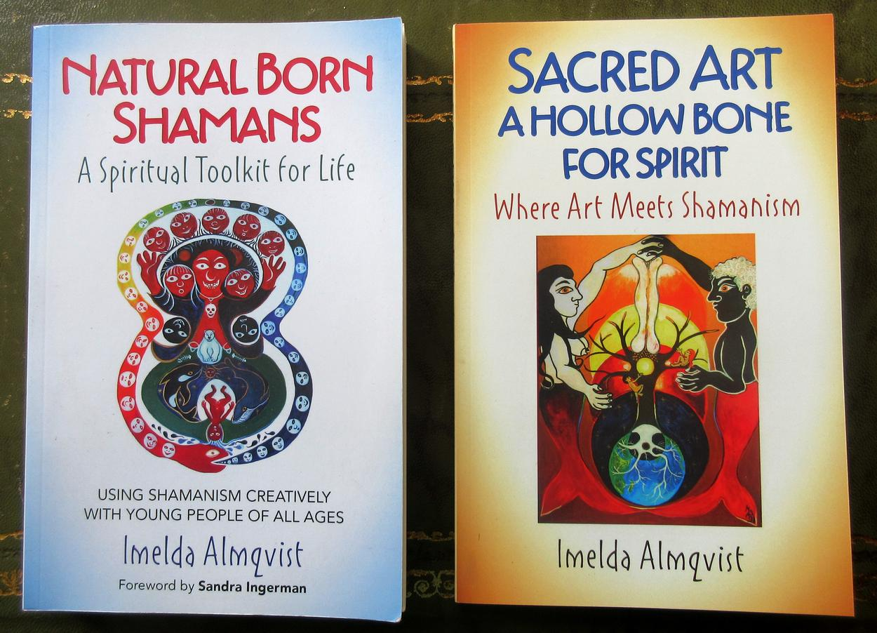 NEWSLETTERS | Shamanic teacher, painter and author in the UK